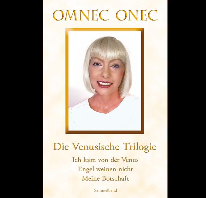 Die Venusische Trilogie – Smartcover-Buch
